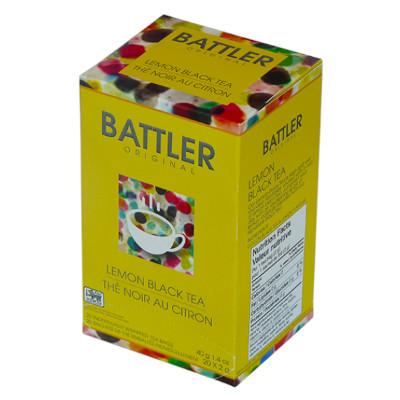Battler Original Lemon Black Tea - 20 x 2g