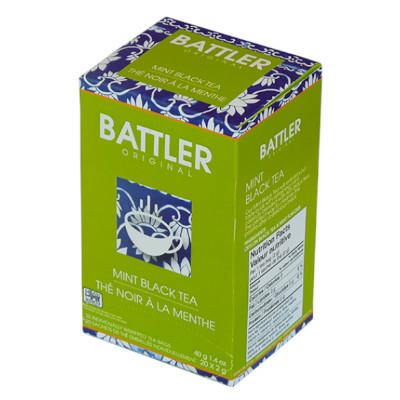 Battler Original Mint Black Tea - 20 x 2g
