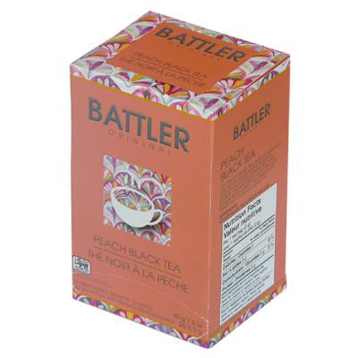 Battler Original Peach Black Tea - 20 x 2g