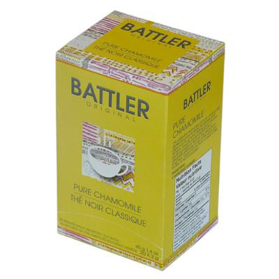 Battler Original Pure Chamomile Herbal Tea - 20 x 1.5g