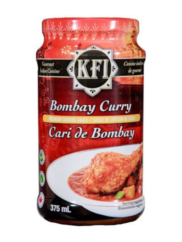 KFI Bombay Curry Cooking Sauce - 375ml