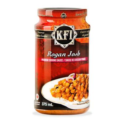 KFI Rogan Josh Cooking Sauce - 375ml