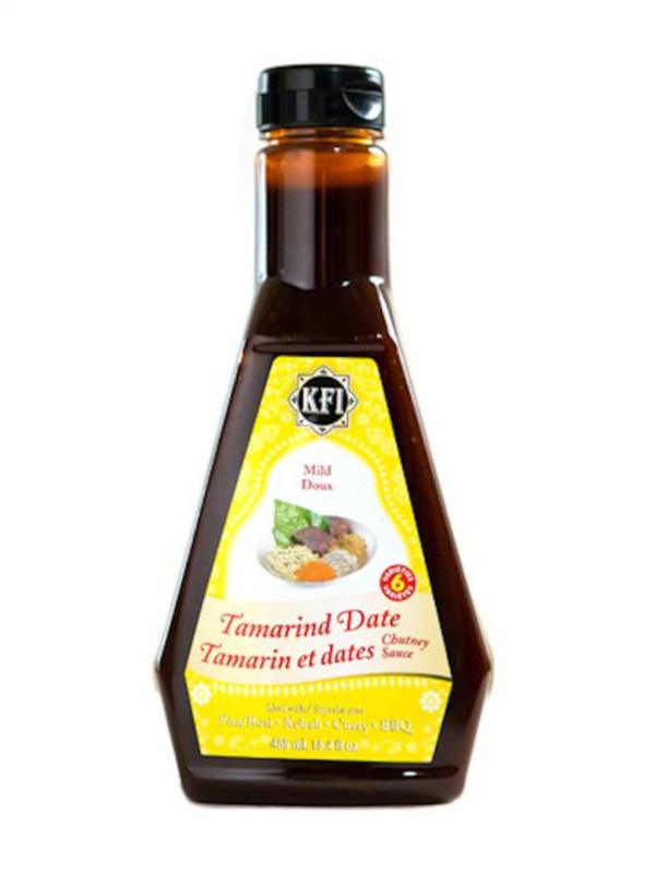 KFI Tamarind & Date Chutney Dipping Sauce - 455ml