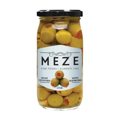 Meze Pimento Stuffed Olives - 370ml