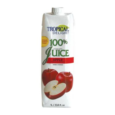 Tropical Delight 100% Apple Juice - 1 Litre