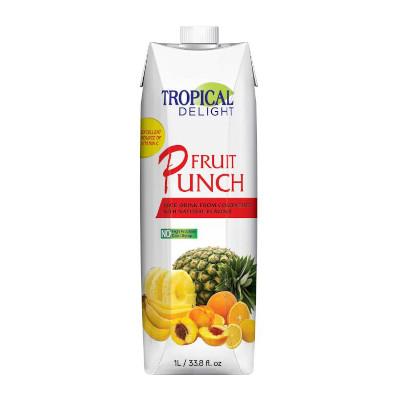 Tropical Delight Fruit Punch - 1 Litre